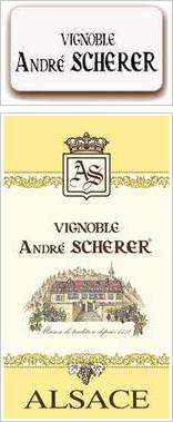 Vignoble Andre Scherer