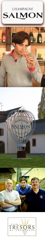 Champagne Salmon