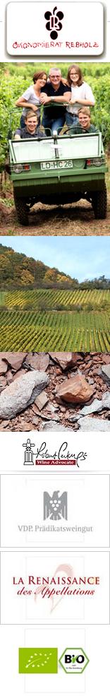 Weingut Oekonomierat Rebholz